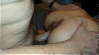 77yo Fucks My Wife Doggy Style and Cums in Her: Porn 60