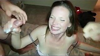 cuckold wife entertaining hubbys friends from xxxdating.org