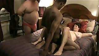 Hotwife fucks young BBC with Cuckold tied up. Free webcams on xxxaim.com