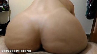 Big ass MILF cheating and riding my dick - ALEX THICK