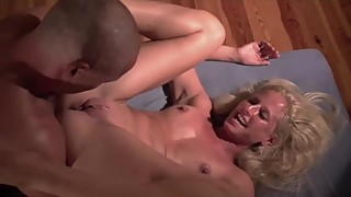 First cuckold pt.4 - stranger fucks me for first time while husband films