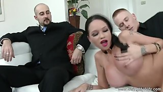 Tattoo Swinger Wife Cheats Here