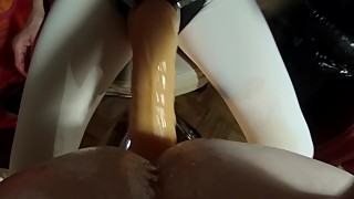 SUBMISSIVE HUSBAND-Cum for the Cuckold