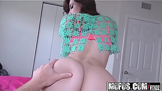 (Mandy Muse) - Mandy Cuckolds Her BF - Lets Try Anal